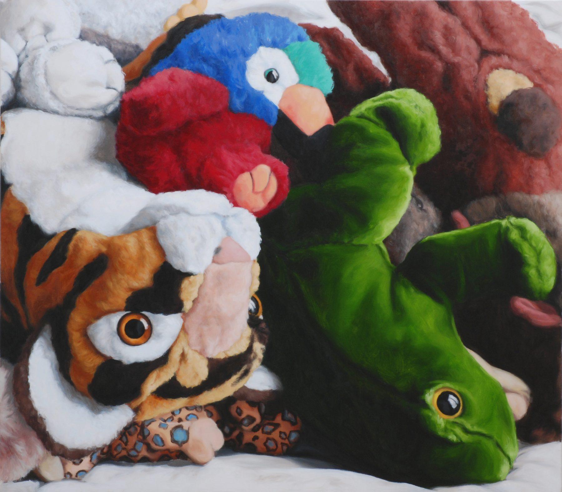 Martina Büttner: Jungle life III