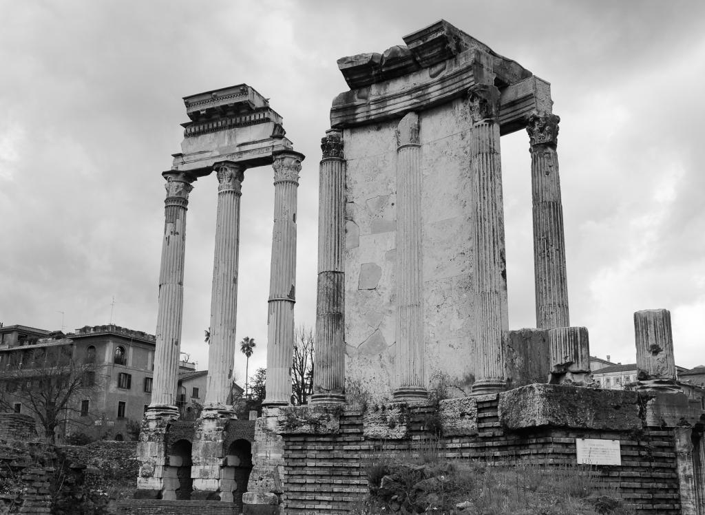 Foro Romano, Rome 2018
