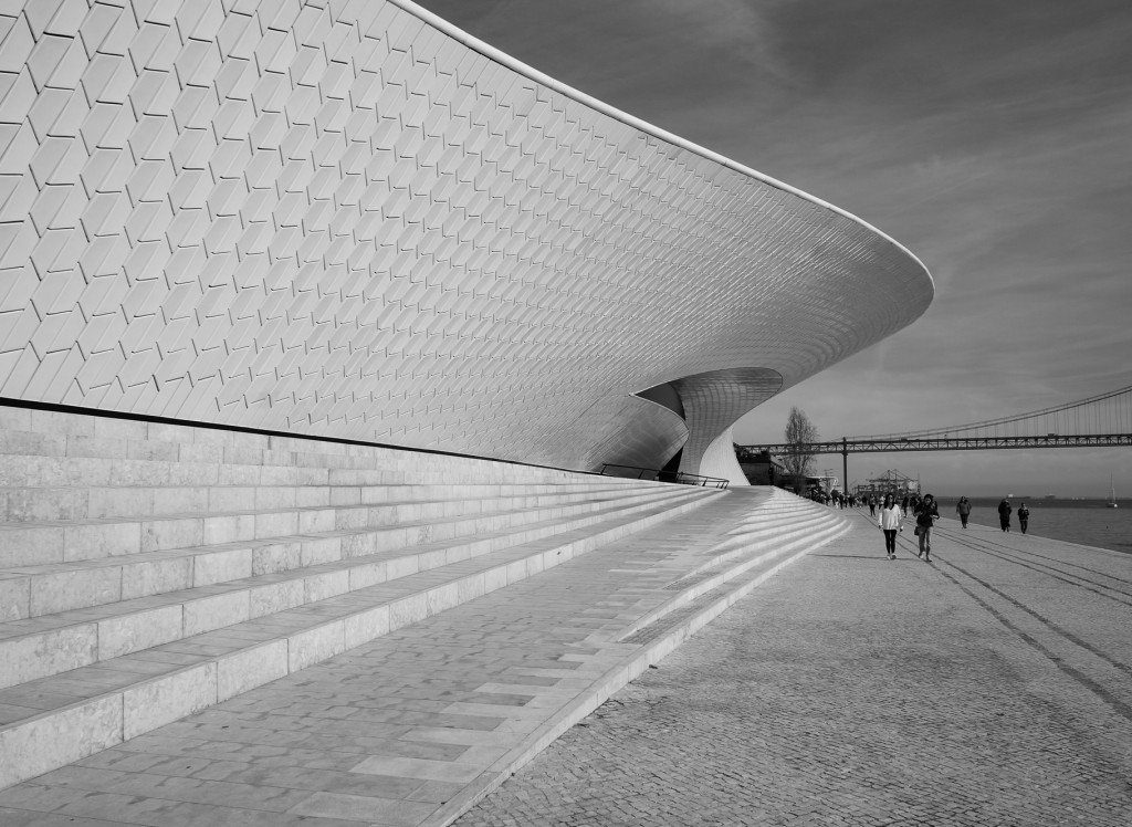 Museum of Arts, Architecture and Technology, Lisbon, 2019