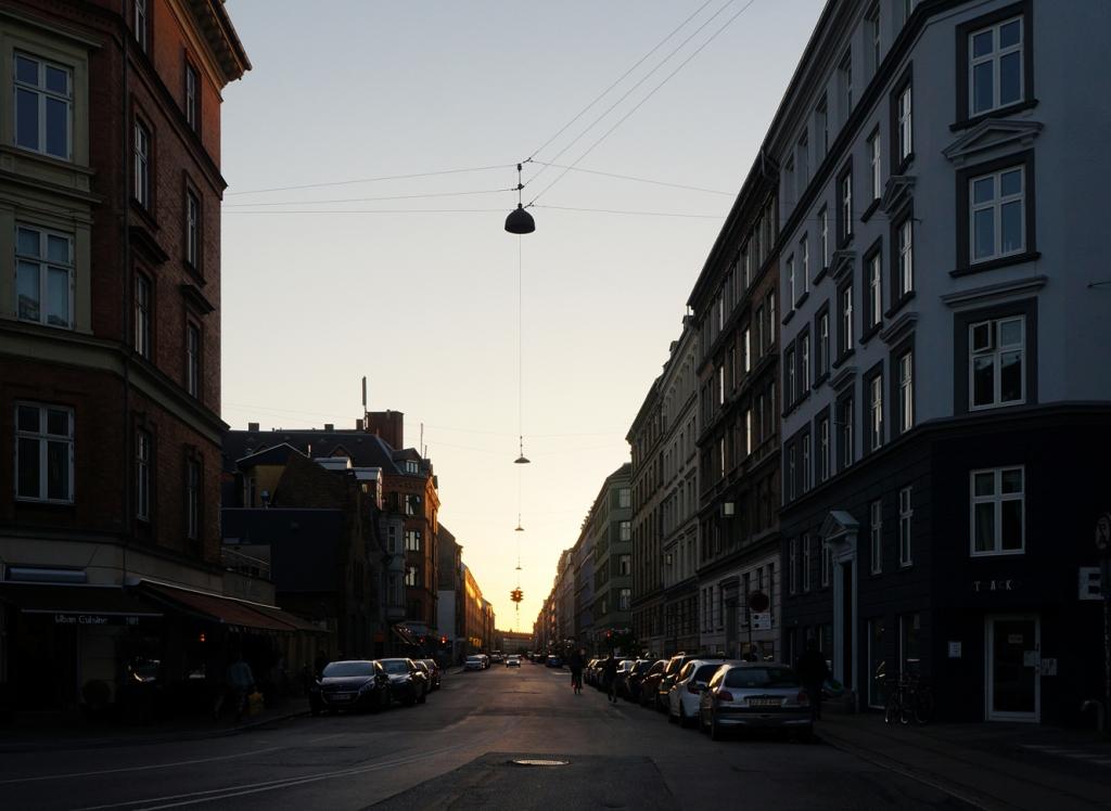 Copenhagen Dawn 2017