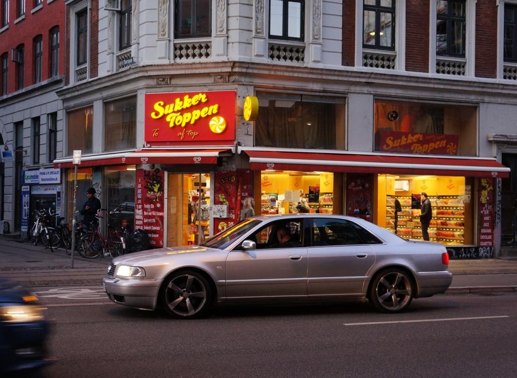 Copenhagen Sweeties Shop 2017