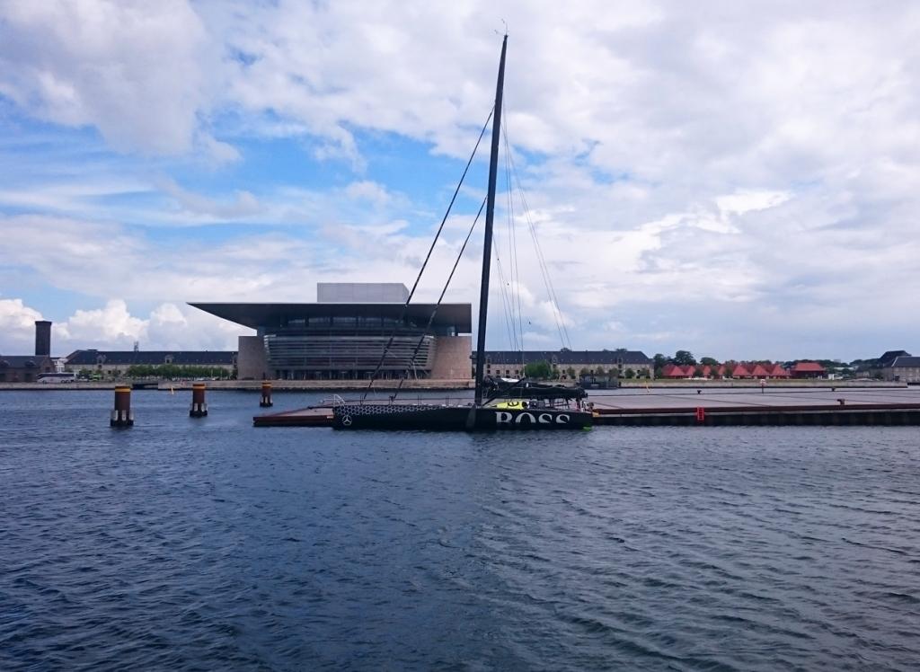 Copenhagen Harbour 2017