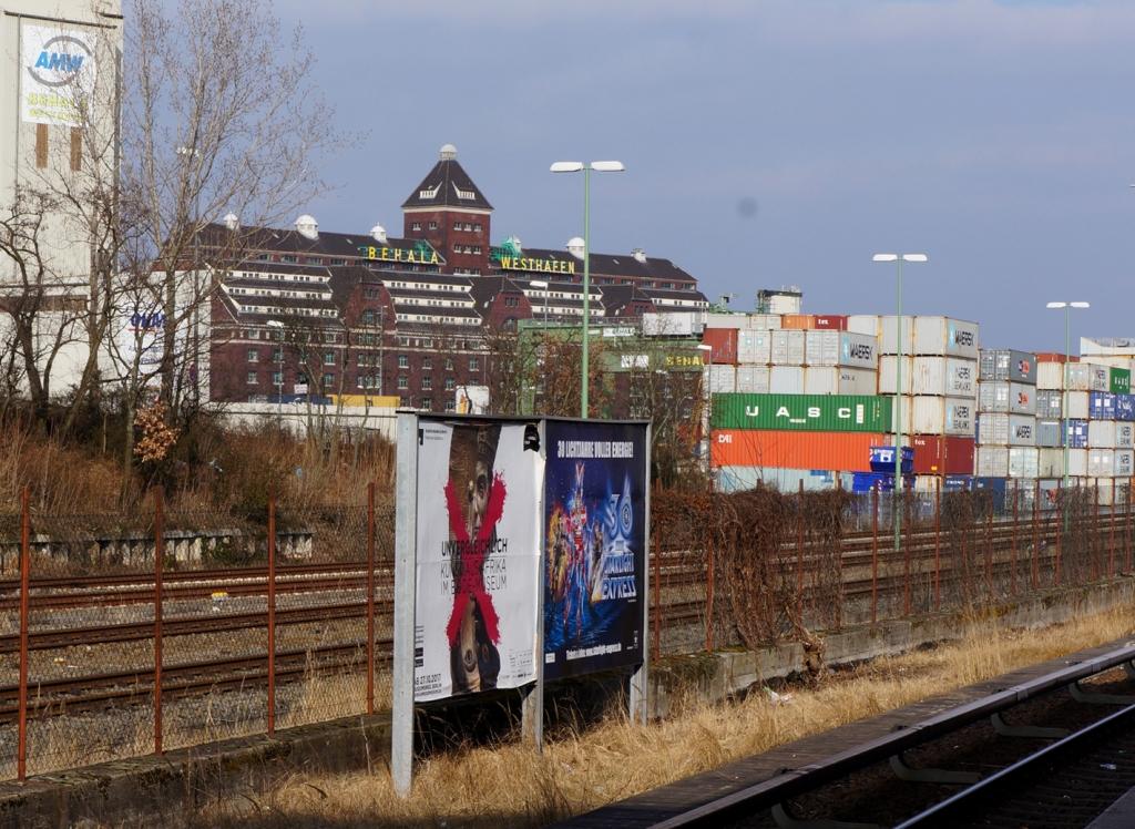 Berlin Westhafen, 2018