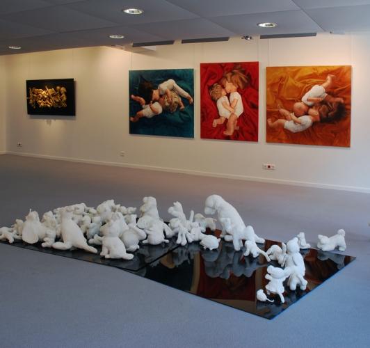 Doll(')s fiction, Médiathèque de Malakoff, 2011