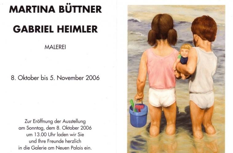 Martina Büttner + Gabriel Heimler