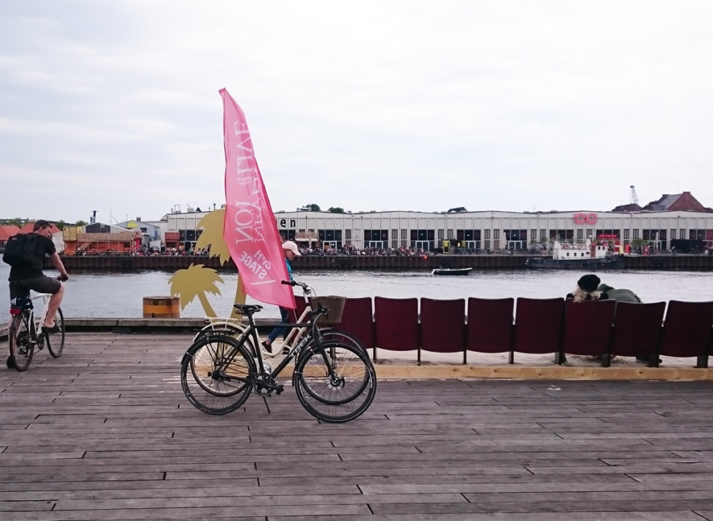 Martina Büttner: Copenhagen Harbour 2017