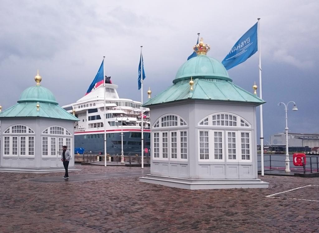 Martina Büttner: Copenhagen Harbour