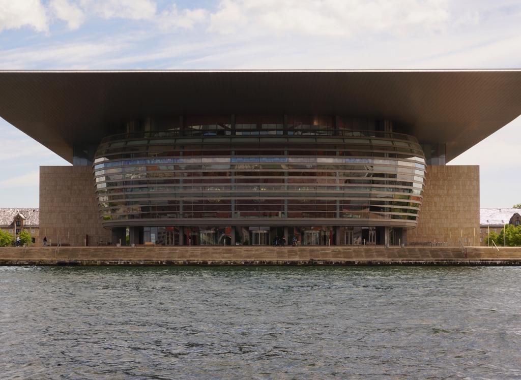 Martina Büttner: Copenhagen Opera House 2017