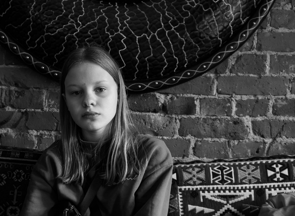 Girl, Berlin Kreuzberg, March 2019