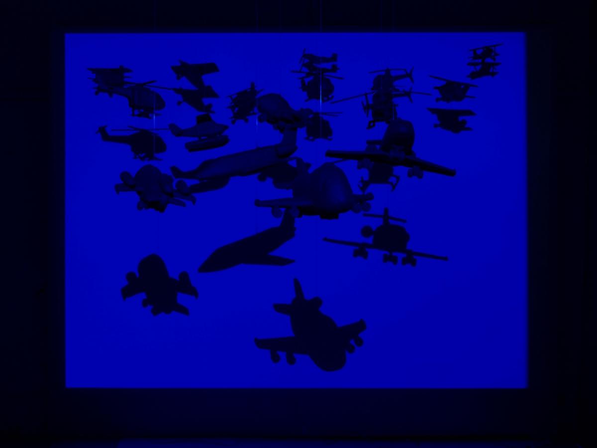Martina Büttner installation the birds 3