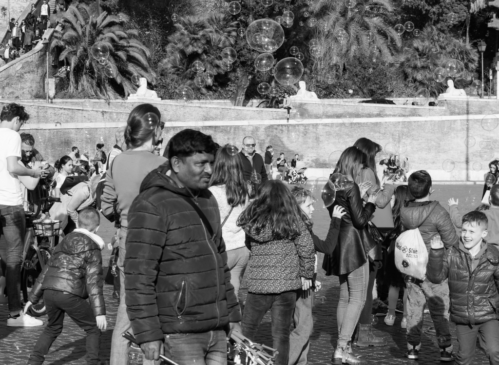 People, Rome 2018
