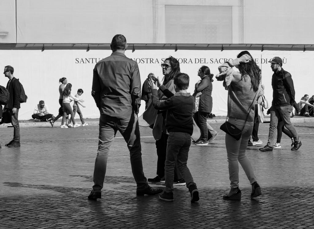 Piazza Navona, Rome 2018