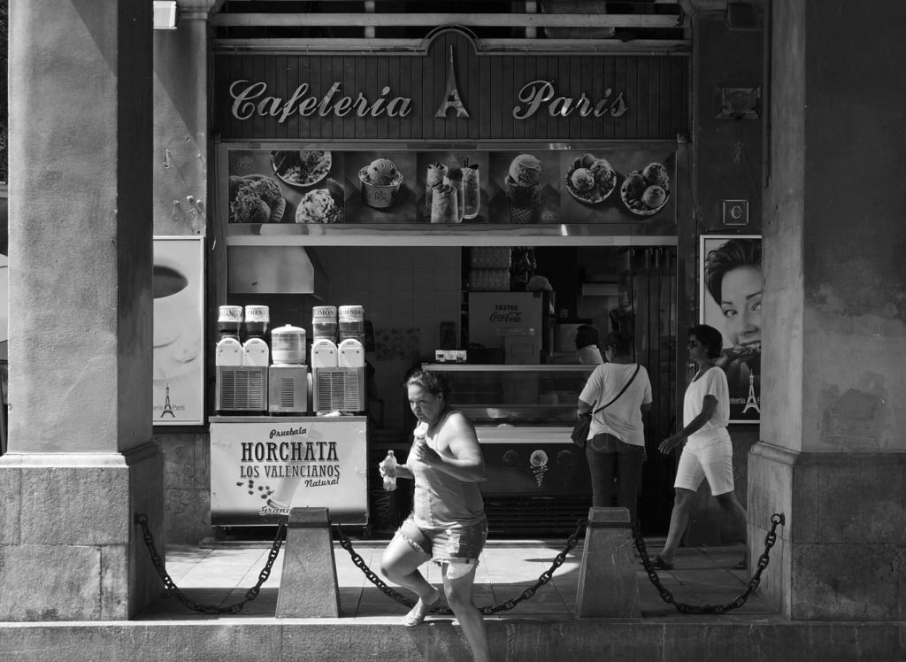 Cafeteria Paris Palma de Majorca 2017