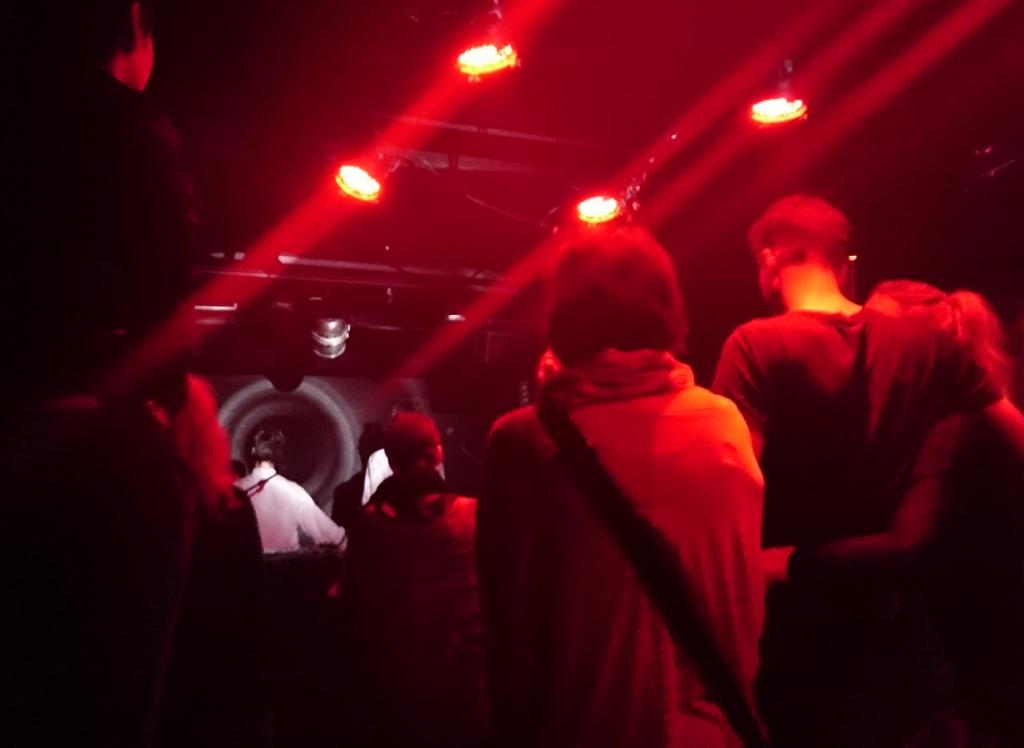 Club, Prenzlauer Berg 2017