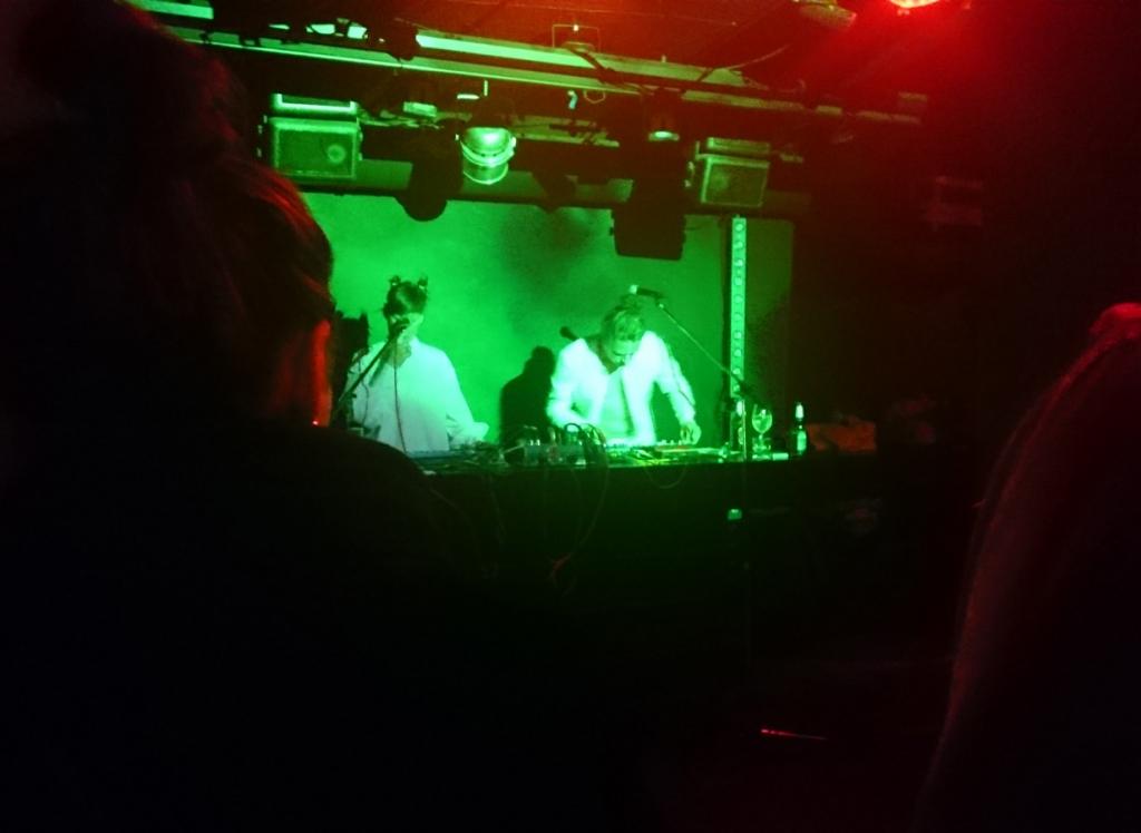 Concert, Prenzlauer Berg 2017