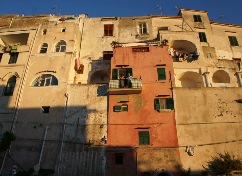 medieval architecture procida 2016