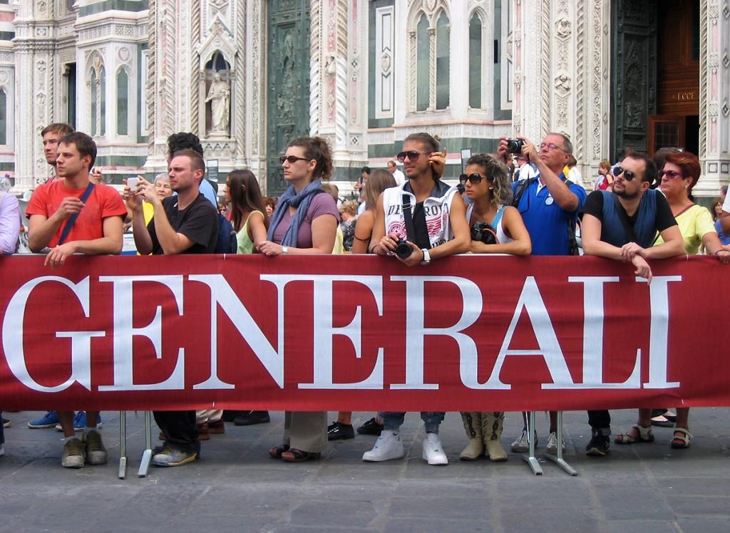 rallye at Florence 2013