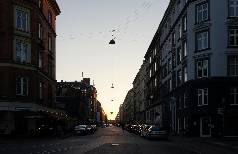 Martina Büttner: Copenhagen Dawn 2017