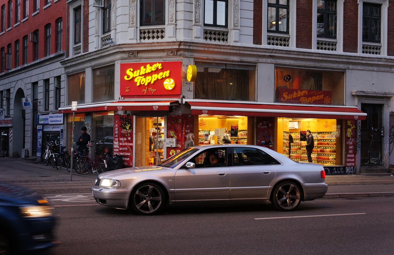 Martina Büttner: Copenhagen Sweeties Shop 2017