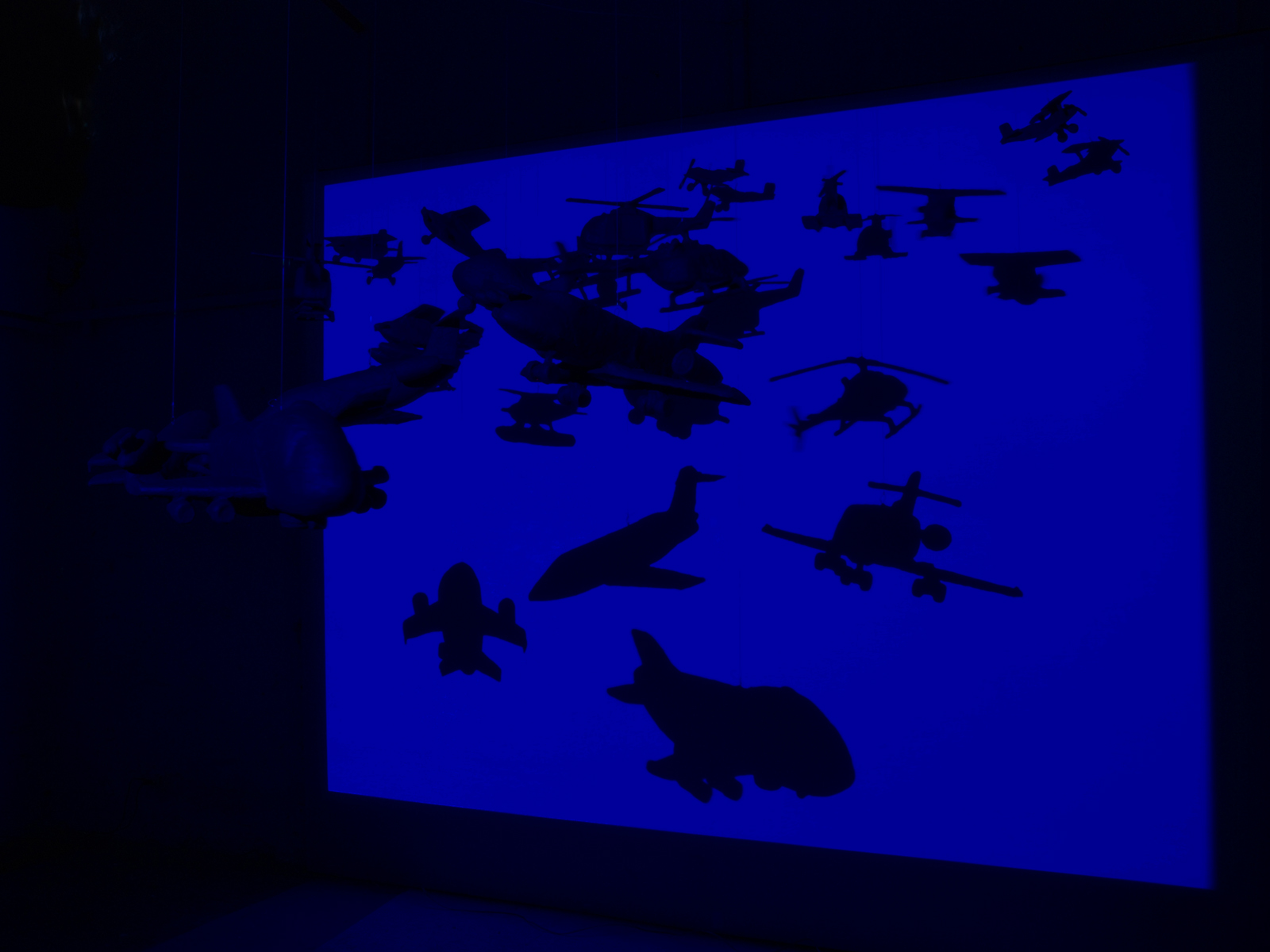 Martina Büttner installation the birds 6