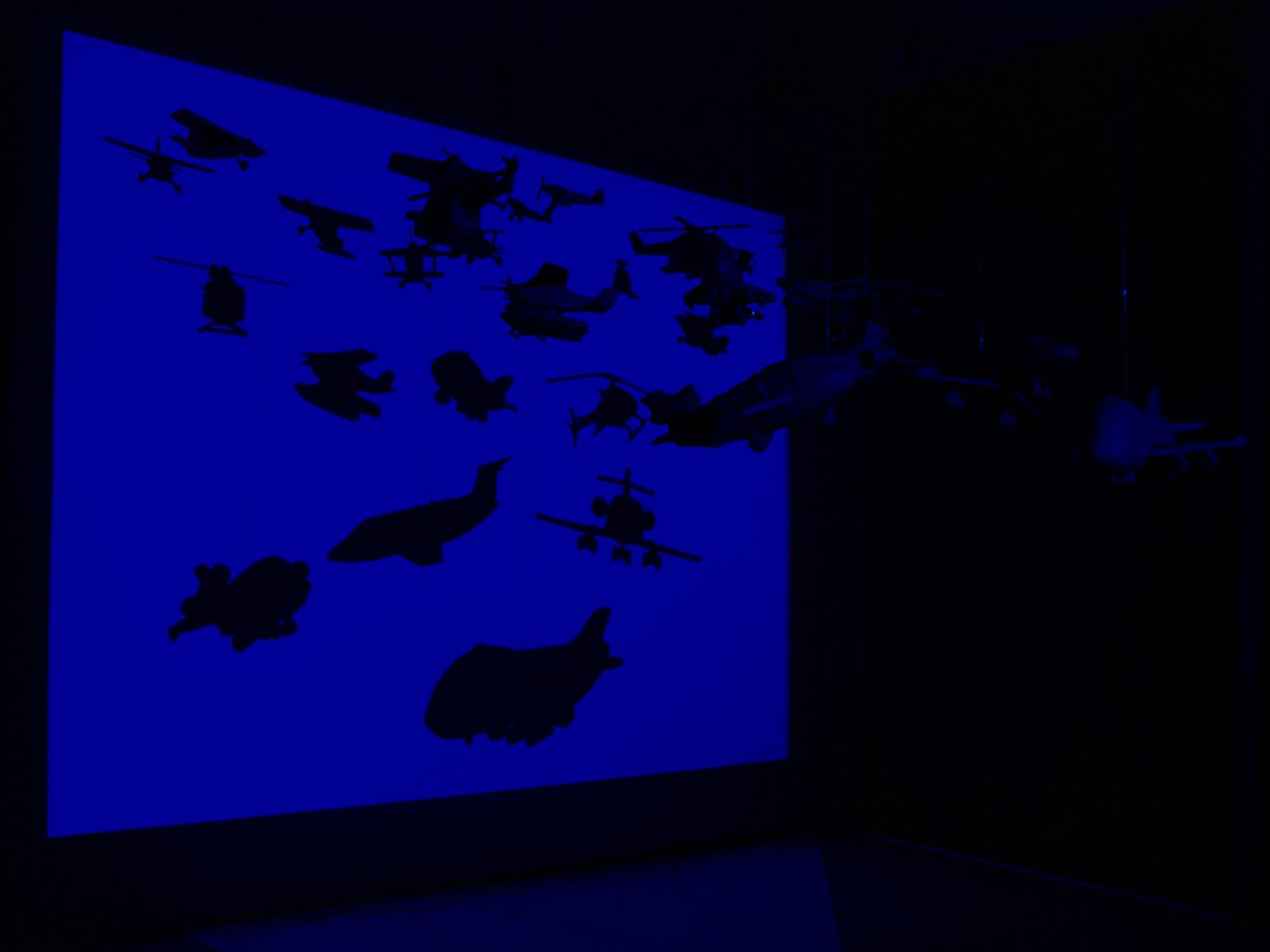 Martina Büttner installation the birds 9