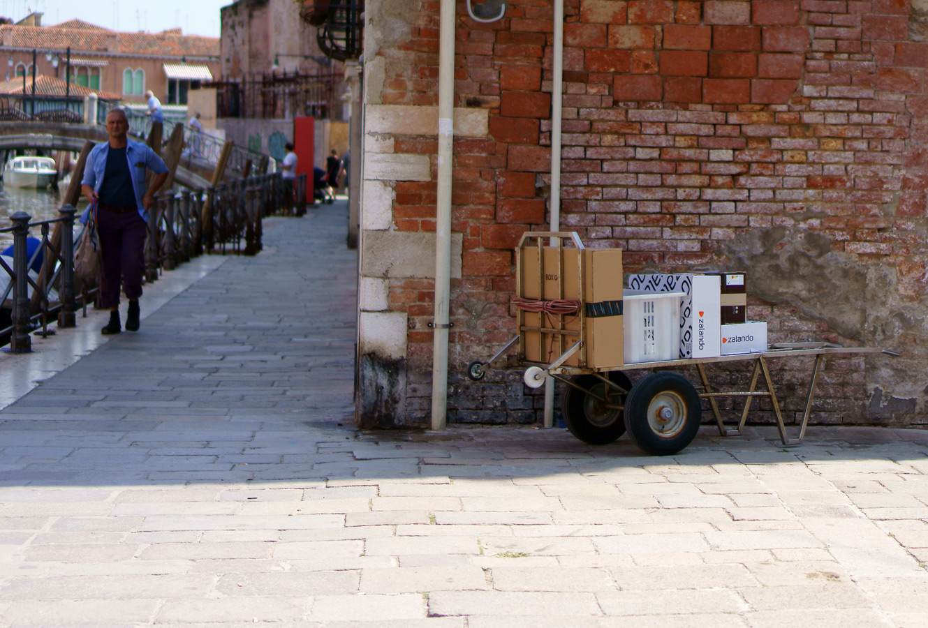 delivery venice 2016