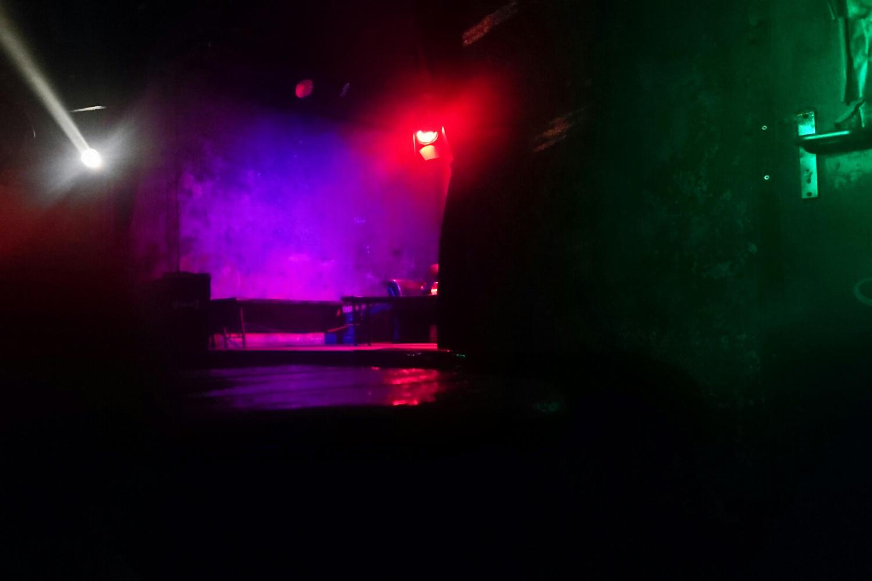 Berlin Nightclub, 2018
