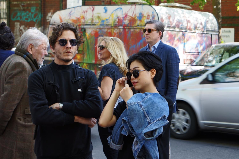 Sunglasses, Berlin 2018