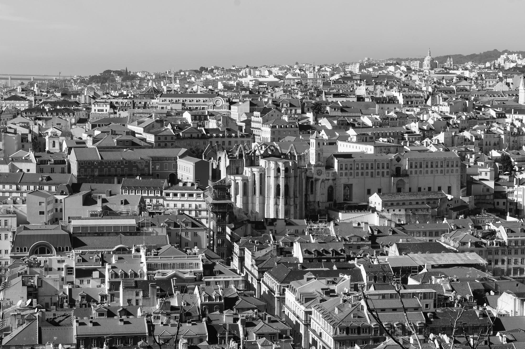 Lisbon overview, 2019