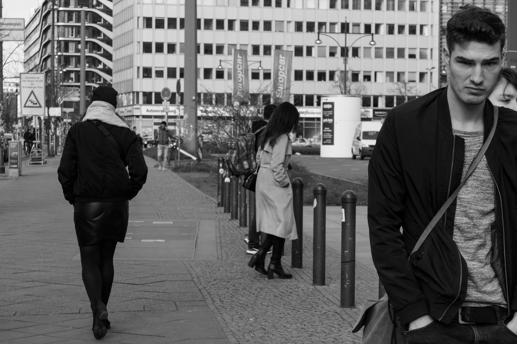 Alexanderplatz, March 2019